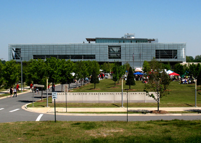 clinton library